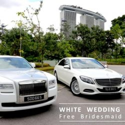 [Ultimate Drive] Wedding Cars from Ultimate Drive!