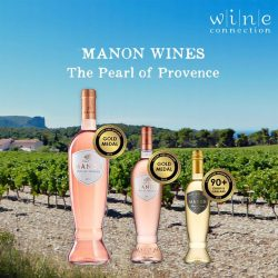[Wine Connection] Did you know that Provence is best known for its refreshing, dry rose wines?