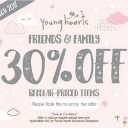 [Young Hearts] FB friends ALERT!