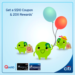 [Citibank ATM] Citi Rewards Cardmembers, don't miss out on this offer!