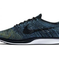 "[Nike Singapore] The Nike Flyknit Racer ""Blue Glow"" will be available on 10 March 2017 in Men's and Women's sizing"