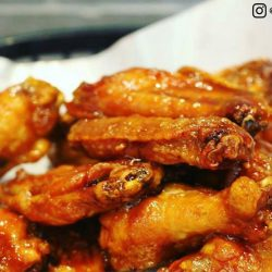 [Wing Zone Singapore] You can win 5 FREE WINGS from us by putting our hashtag wingzonesg on your IG post on us.