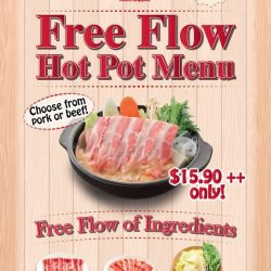 [Watami] A Hot Pot meal sounds good right now.