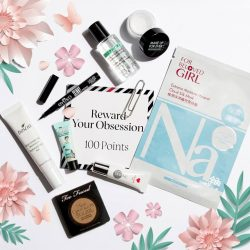 [SEPHORA Singapore] Accumulated 100 points in your SephoraBeautyPass account?