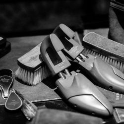 [STRAITS ESTABLISHMENT] La Cordonnerie Anglaise (The English Cordwainer or Shoemaker) has been refining their expertise in wood and leather craft since 1885.