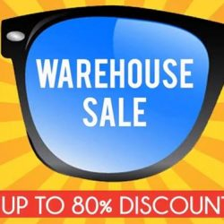 [Capitol Optical] If you're shopping for new eyewear, there is no better time than now with Capitol Optical's warehouse sale!