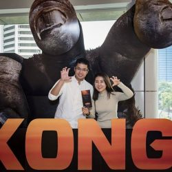 [StarHub] Thanks to all the families who joined us for a thrilling time at the premiere of Kong: Skull Island.