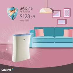[OSIM] Better health begins at home with our WEEKDAY-ONLY deals!
