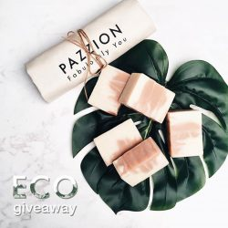 [PAZZION Singapore] To commemorate Earth Hour 2017, we are giving away 10 Eco gift sets to 10 lucky winners this March!