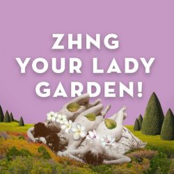 [Strip & Browhaus] Pruning and Zhnging your garden is always important to make sure it is neat and tidy.