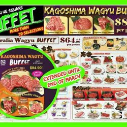 [Gyu-Kaku] Super Promotion is extended until end of March☆☆ 【Promotion Extended by popular demand - Gyu-Kaku UE Square Buffet Special is