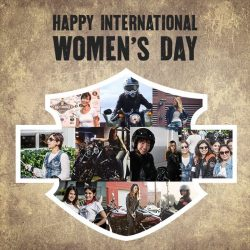 [Harley-Davidson] Rider or not, here's to women everywhere making a difference in all that they do.
