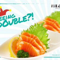 [Nihon Mura Express] Don't miss our April's Fool special promotion.