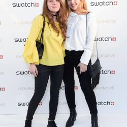 [Swatch Singapore] We had so much fun last week at the SKIN launch event in London.