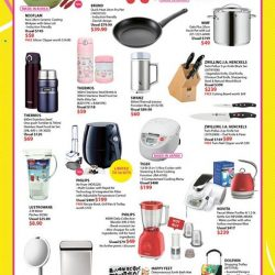 [Isetan] With Japan Food Fair and great deals from top brands going on at Isetan 45th Anniversary Bazaar, be sure to