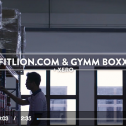 [GYMM BOXX Silver] Dear gym-ers, thank you for your support thus far!