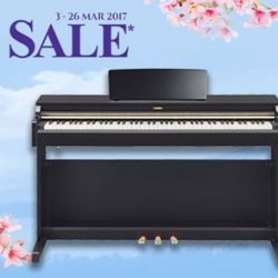 [YAMAHA MUSIC SQUARE] For all who wants to improve your pianist's skill while enjoying playing, Yamaha offers the YDP-162, the standard