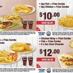 [Long John Silver's] Missed our Fish Wraps?
