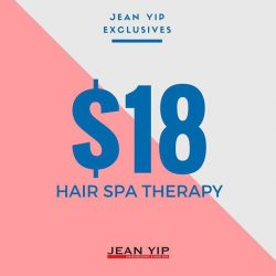 [Enjoy by Jean Yip] Hair conditioning goes beyond just shampoo and conditioner.