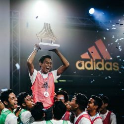 [Adidas] Congratulations to Iqram Rifqi for being our TangoLeague Singapore MVP.