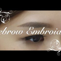 [Melody Beauty & Image House] 3D CREATIVE EYEBROWS PROMO ONLY $188 - Location at B1-25/26 Paya Lebar Square.