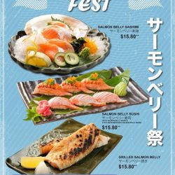 [Otaru Suisan] Salmon is known to be rich in omega-3 & is an excellent source of protein!