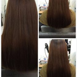 [Crème Hairdressing] Mucota DYNA Argan Oil or OMEGA Therapy- one of the best hair treatments for frizzy and unruly hair, leaving hair