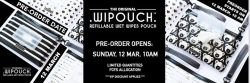 [Bumwear] Here's more details about the WIPOUCH Pre-order Launch:Date: Sunday, 12 March Time: 10AMAlthough the preorder is