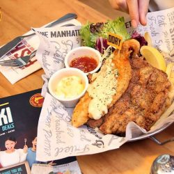 [The Manhattan FISH MARKET Singapore] Excited for the weekend?