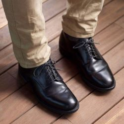 [Red Wing Shoe] Mil 1 Blucher Oxford Style 9086 & 9087 Classic dress shoes steeped in heritage.
