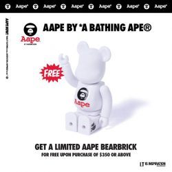 [Chocoolate --- i.t Labels Singapore] Obsessed with Bearbricks?