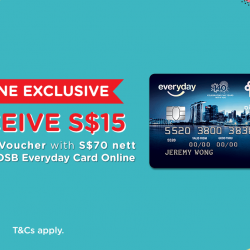 [Watsons Singapore] ONLINE EXCLUSIVE Calling all POSB Everyday Card members!