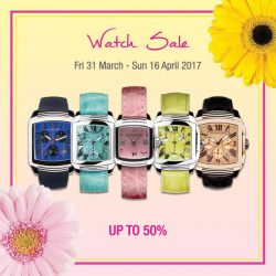 [Mauboussin] Crazy offers on Mauboussin watches!