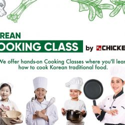 [CHICKEN UP] It's Cooking time!