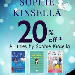 [MPH] Author of the Month Promotion Sophie KinsellaBest known for writing the Shopaholic novels series and her first two Shopaholic