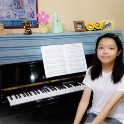 [Symphony Music School] Our Starlet : In Our Starlet, our students are featured for their hard work and achievement.