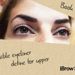 [iBrow Studio] Do you feel that you don't have clear and sparkling eyes naturally?