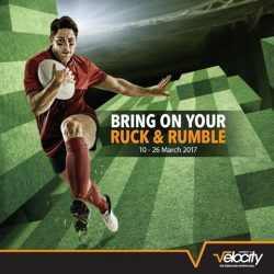 [Q&M Dental Centre] Spend and be rewarded at Velocity from 10th to 26th March.