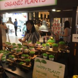 [Four Seasons Organic Market] Special promotions at our event at Parkway Parade atrium - and check out the wide range of healthy and organic products