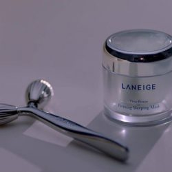[Laneige] Good night, it's Face-Fit Time!
