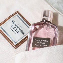 [SEPHORA Singapore] Ladies night must-have: Abercrombie & Fitch First Instinct for Women.