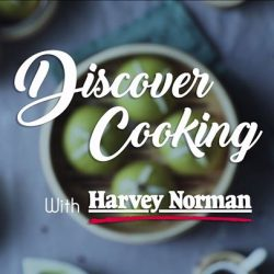 [Harvey Norman] Home cook XLBCR outdoes himself again, with his recipe of Hot Cross Matcha Bao with Adzuki Bean!