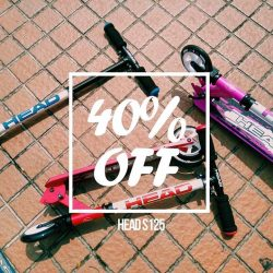 [INLINEX] Head scooter S125 are going at a discount of 40% off while stocks last.