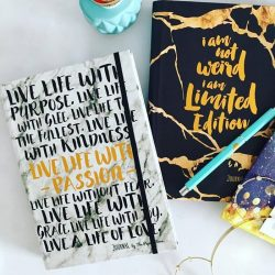 [The Paper Stone Signature] Live life with kindness.