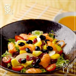 [Sushi Tei] Nothing is so beautiful as Spring – Come on down to Sushi Tei as we present to you our 'Tantalizing Delicacies'