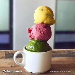[foodpanda] NewKidOnTheBlock: Serving vegan-friendly and dairy-free ice cream made from organic brown rice, Brownice's unique ice cream has