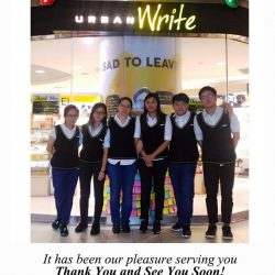 [URBANWRITE] UrbanWrite Tampines1 is officially CLOSED.