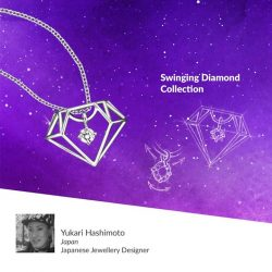 [CITIGEMS] Dazzle with our new Swinging Diamond Collection by Swing Star – the latest innovation in fine jewellery, inspired by moving constellations