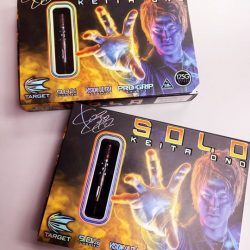 """[i Darts Halo] Keita Ono """"SOLO"""", Champion of SUPER DARTS 2017 latest darts set from Target is now available for sale!"""