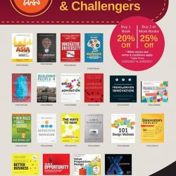 [MPH] For Visionaries, Game Changers & Challengers - John WileyBuy 1 @ 20% off Buy 2 or more @ 25% offPromotion valid from